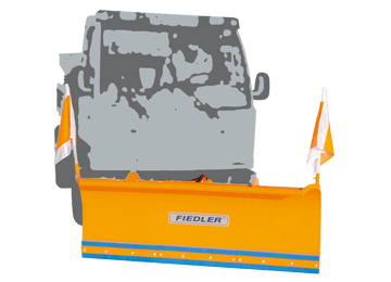 Snow ploughs / full mouldboard foldable plough